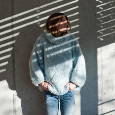 <img class='new_mark_img1' src='//img.shop-pro.jp/img/new/icons20.gif' style='border:none;display:inline;margin:0px;padding:0px;width:auto;' />Maiami Mammoth Sweater マイアミマンモスタートルネックニット
