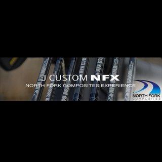 ノースフォークコンポジットJ CUSTOM NFX<img class='new_mark_img2' src='https://img.shop-pro.jp/img/new/icons15.gif' style='border:none;display:inline;margin:0px;padding:0px;width:auto;' />