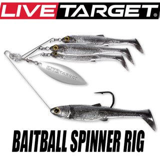 LIVE TARGET BAITBALL SPINNER RIG/ベイトボールスピナーリグ<img class='new_mark_img2' src='https://img.shop-pro.jp/img/new/icons1.gif' style='border:none;display:inline;margin:0px;padding:0px;width:auto;' />