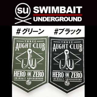 SWIMBAIT UNDERGROUND オートクラブステッカー<img class='new_mark_img2' src='//img.shop-pro.jp/img/new/icons1.gif' style='border:none;display:inline;margin:0px;padding:0px;width:auto;' />