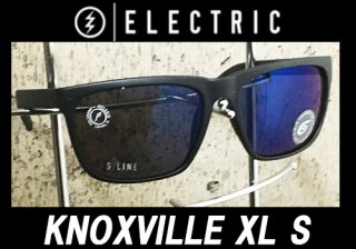 【ELECTRIC FISHING SUNGLASS】KNOXVILLE XL S/MATTE BLACK/OHM+ POLAR BLUE<img class='new_mark_img2' src='https://img.shop-pro.jp/img/new/icons25.gif' style='border:none;display:inline;margin:0px;padding:0px;width:auto;' />