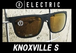 【ELECTRIC FISHING SUNGLASS】KNOXVILLE S/MATTE BLACK/OHM+BRZ<img class='new_mark_img2' src='https://img.shop-pro.jp/img/new/icons25.gif' style='border:none;display:inline;margin:0px;padding:0px;width:auto;' />