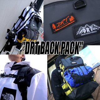 DRT BACK PACK<img class='new_mark_img2' src='https://img.shop-pro.jp/img/new/icons1.gif' style='border:none;display:inline;margin:0px;padding:0px;width:auto;' />
