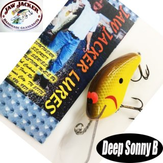 Jaw Jacker Lures Deep Sonny B<img class='new_mark_img2' src='https://img.shop-pro.jp/img/new/icons25.gif' style='border:none;display:inline;margin:0px;padding:0px;width:auto;' />