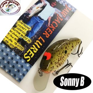 Jaw Jacker Lures Sonny B<img class='new_mark_img2' src='https://img.shop-pro.jp/img/new/icons25.gif' style='border:none;display:inline;margin:0px;padding:0px;width:auto;' />