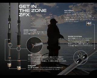 ノースフォークコンポジット ZFX