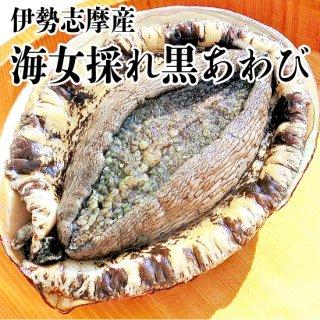 【冷蔵】伊勢志摩産 海女採れ 黒あわび 300g