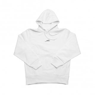 fdc - PULLOVER HOODIE - NYC PHOTO / WHITE
