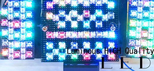 Luminous HiGH Quality LED