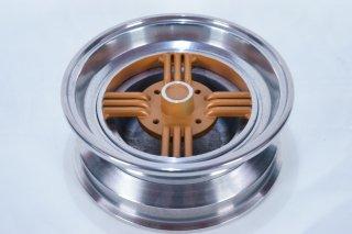 ホイール灰皿 Type-S アルミ製 鋳物