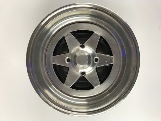 ホイール灰皿 Type-Ron アルミ製 鋳物