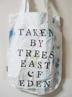 TAKEN BY TREES | LIMITED TYE-DYED SUMMER TOTE BAG | トートバッグ