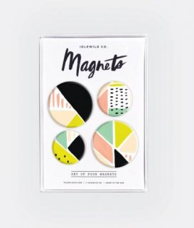 IDLEWILD CO. | TROPICANA MAGNETS | マグネット4個セット