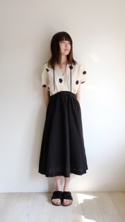 spoken words project | V/N Dress (ball) | ワンピース