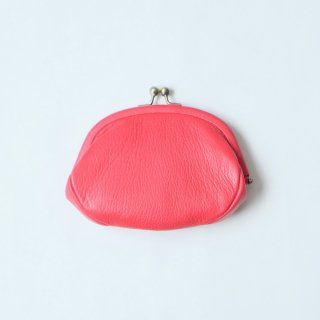 ANVOCOEUR| Marietta short wallet (coral red) | ウォレット