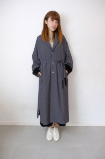 "rikolekt | ""raindrops"" COAT (gray) 