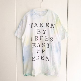 TAKEN BY TREES | LIMITED TYE-DYED SUMMER T-SHIRT | Lサイズ