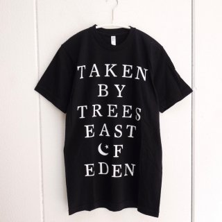 TAKEN BY TREES | T-SHIRT BLACK | Sサイズ