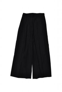 KELEN (ケレン) | Pleats Wide Trousers