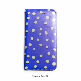 SCANDINAVIAN PATTERN COLLECTION | ヴィクトリア・ハムベリエ | Shadow dots (blue) | iPhone 6-6s-7-8 全対応ケース