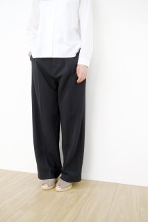 WHYTO. | wide pants (black) | ボトムス