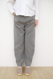 WHYTO. | wide pants (charcoal) | ボトムス