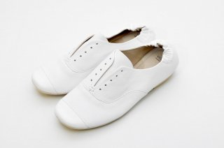 VOLARE | WING LEATHER (white) | 38サイズ/24.0cm