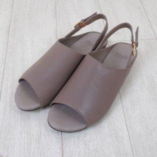 VOLARE | SANDAL OPEN TOE (grayge) | 37サイズ/23.5cm
