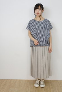 KELEN (ケレン) | Easy Pleats Skirt