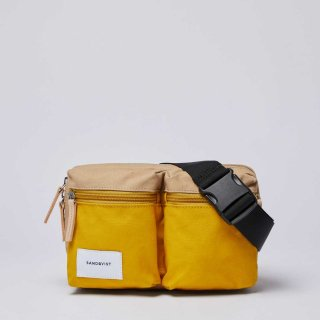 SANDQVIST | PAUL (multi yellow) | バッグ