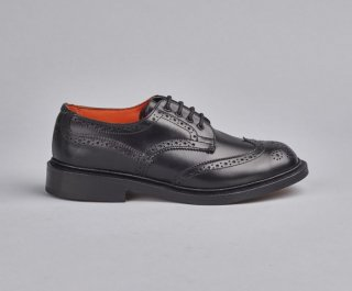 Tricker's | ANNE BROGUE SHOE (black) | 38サイズ