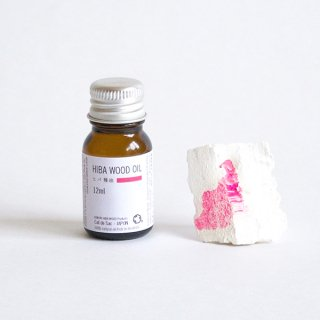 Cul de Sac | HIBA WOOD COLOR OIL (pink) | 青森ヒバカラー精油 12ml