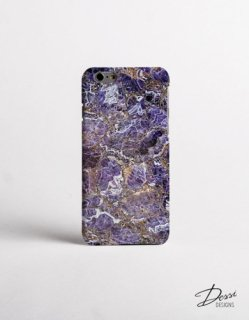 DESSI DESIGNS | PURPLE MARBLE | iPhone 7/8ケース
