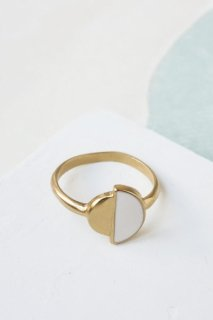 Shlomit Ofir | Contrast Ring (powder) | リング
