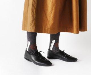 French Bull (フレンチブル) | ギフトソックス (チャコールグレー) | ソックス【シンプル 可愛い 靴下 プレゼント】