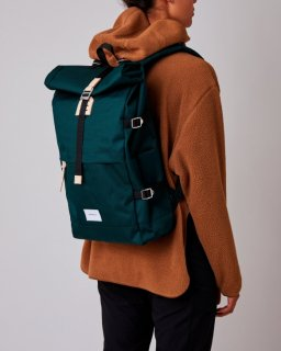 SANDQVIST | BERNT (green) | バッグ【北欧 スウェーデン リュック シンプル】