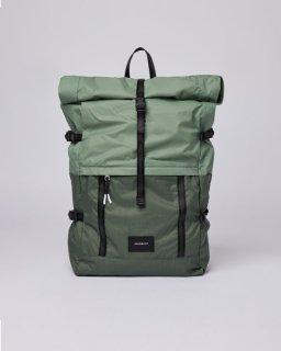 SANDQVIST | BERNT LIGHTWEIGHT (dusty green) | バッグ【北欧 スウェーデン リュック シンプル】