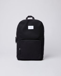 SANDQVIST | KIM (black) | バッグ【北欧 スウェーデン リュック シンプル】