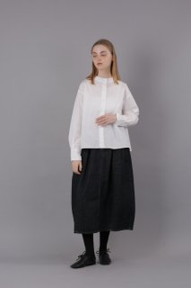 KELEN (ケレン) | Stand Collar Blouse