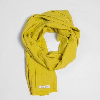 two LINEN   Linen scarf【リネン 麻 ナチュラル スカーフ ショール】