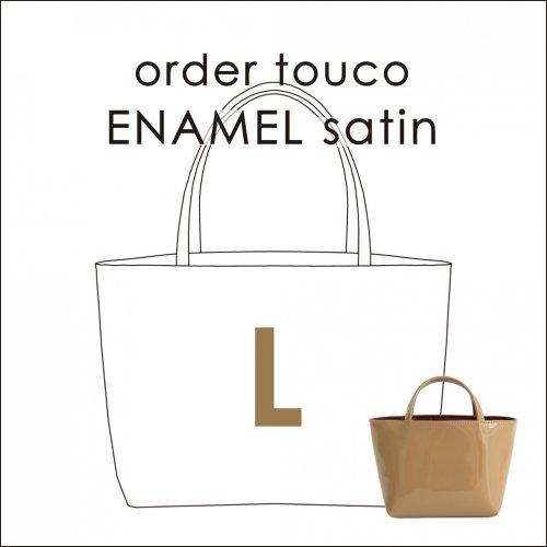 order touco ENAMEL satin L