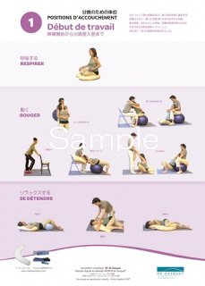 ポスターガスケアプローチ・分娩と授乳