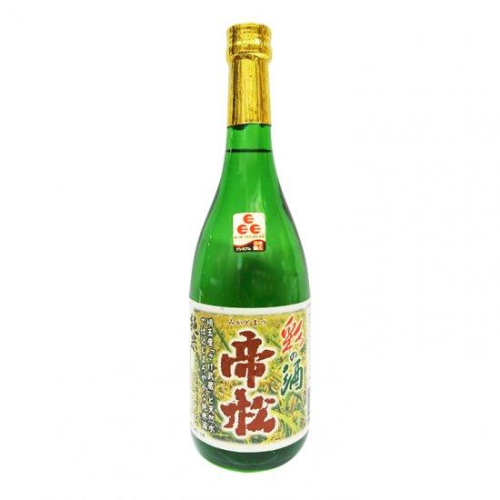帝松 純米酒『彩の酒』1.8L