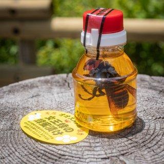 女王蜂の蜂蜜漬け 150g