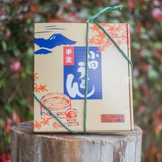 小田うどんセット(半生うどん×2+つゆ150ml)