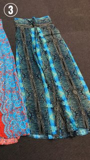 穏やかな空の色に神聖な紺色曼荼羅 003