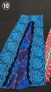 美しい海の色に神聖な紺色曼荼羅 010