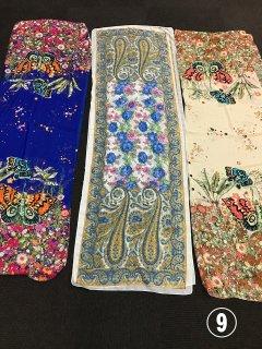 5通りの装いスカーフウェア 009