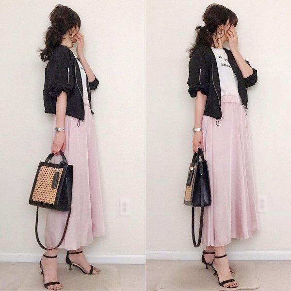 マキシ丈 シフォン スカンツ ワイドパンツ  オーバーサイズ スカーチョ