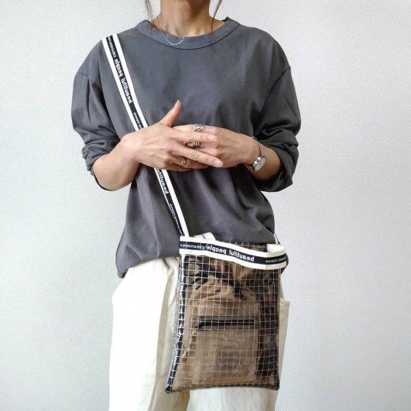 ラウンドネック カジュアル ロンT 長袖Tシャツ